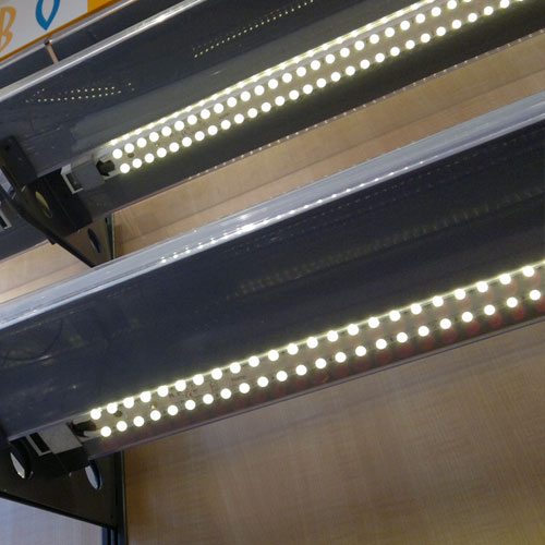 LED Regalbeleuchtung